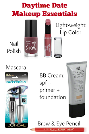 Daytime Date Makeup Essentials #WalgreensPaperless #shop