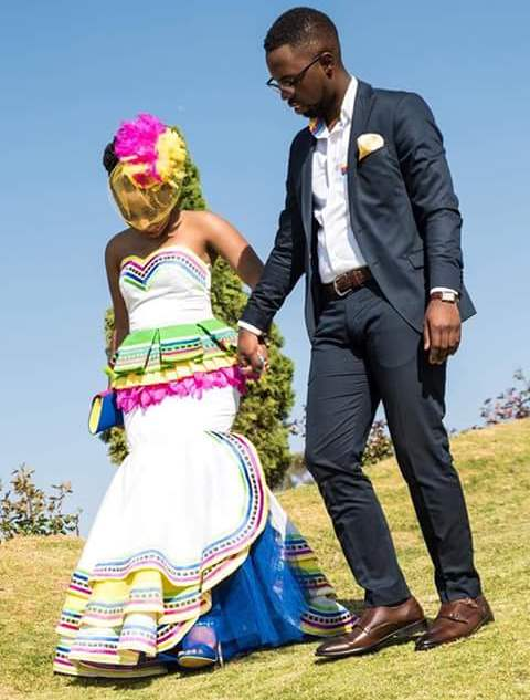 NEW SOUTH AFRICAN TRADITIONAL DRESSES ( 2018 ) IDEAS