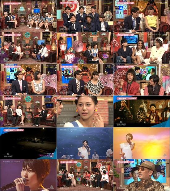 (TV-Music)(720p) 魁!音楽の時間 150823