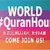 Jom World #QuranHour