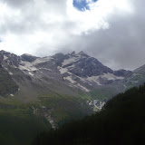 Le Caucase. Terskol (Kabardino-Balkarie), 7 août 2014. Photo : J. Marquet