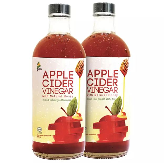 10 Kebaikan Cuka Epal Untuk Kesihatan