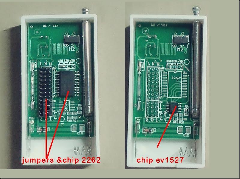 membedakan chip sensor pir sensor gerak