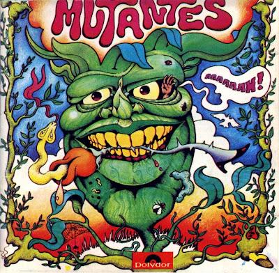 Mutantes ~ 1971 ~ Jardim Elétrico