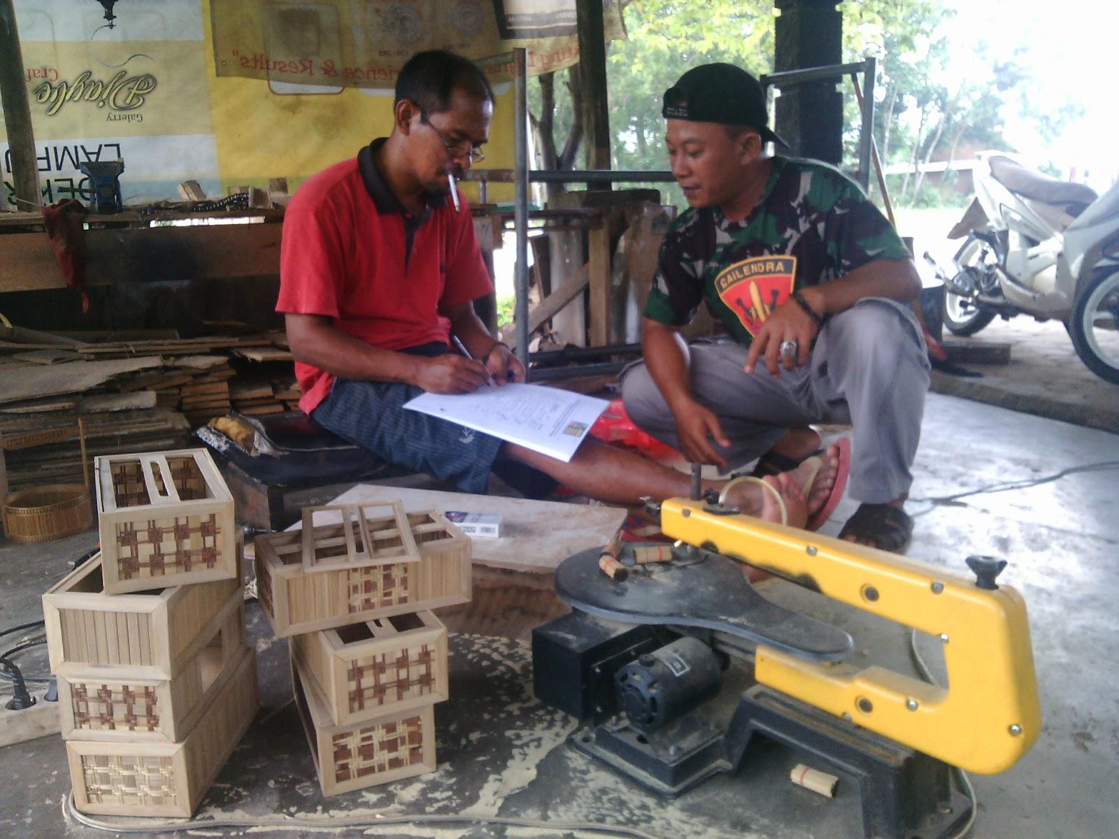 LENSA Wirausaha: Djaybe Craft Siap Bersaing dengan Produk ...