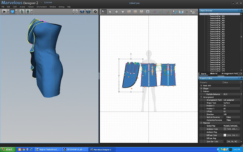 Thiết Kế Thời Trang 3D Marvelous Designer Miễn Phí 3