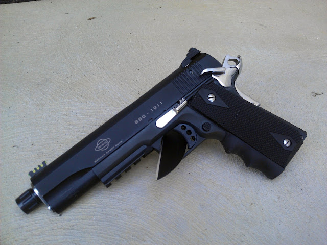 What mods have you done to your GSG 1911  22??? - 1911Forum