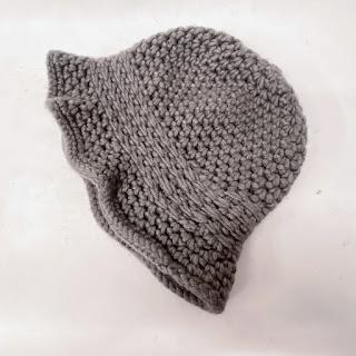 Wommelsdorff Gray Cashmere Hat