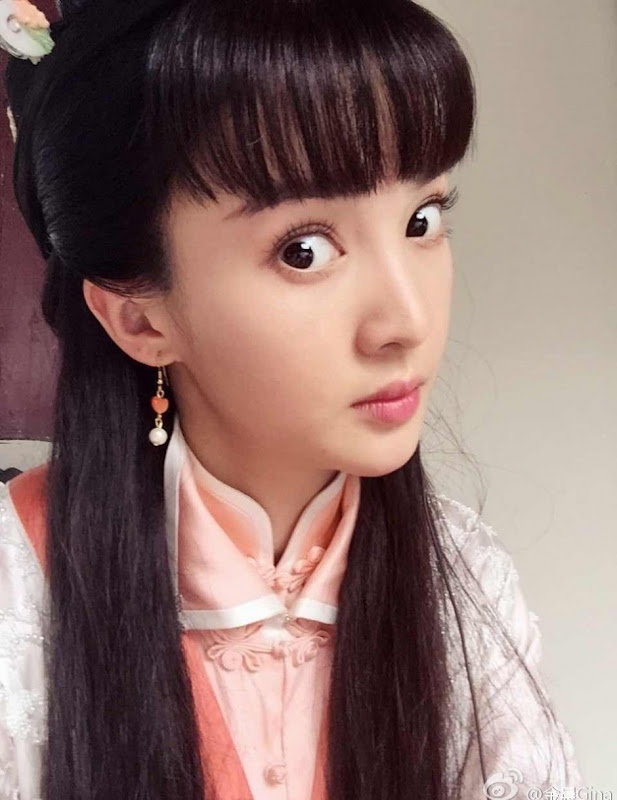 Gina Jin Chen China Actor