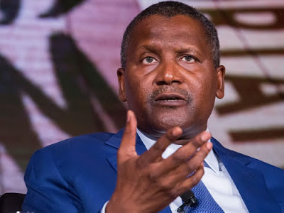 Aliko dangote complete Nigeria longest concrete road