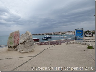 Croatia Cruising Companion - Novalja, Pag