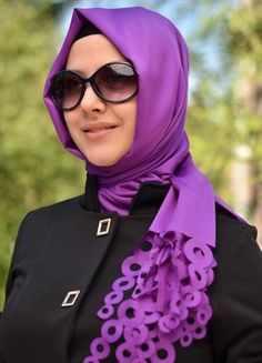 turkish hijab style muslim women 2016