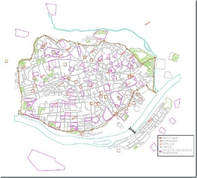 Zona Azul Sevilla Mapa.C R E A C T I V I S T A S