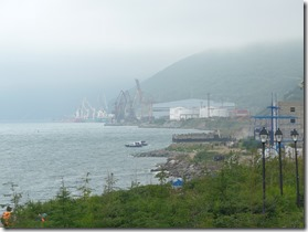 magadan le port