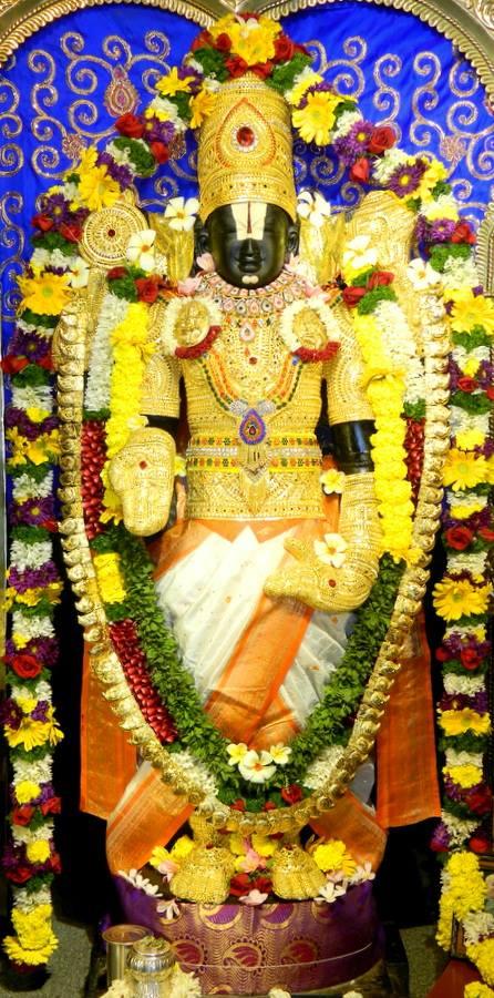 ISKCON Pune NVCC Deity Darshan 08 Jan 2017 (9)