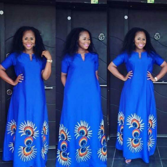 chitenge dresses patterns style 2017 2018