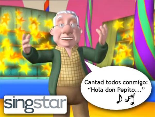 SingStar: Las canciones de los Payasos de la Tele en una edición especial