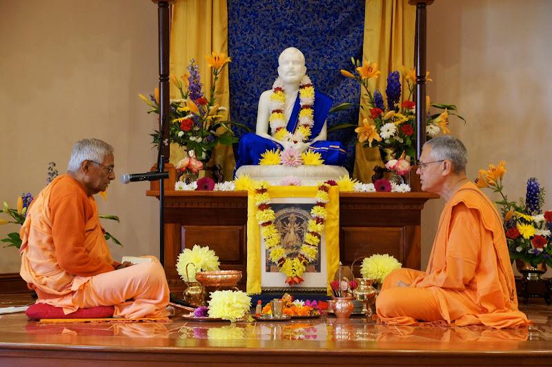 Swamis A & B.