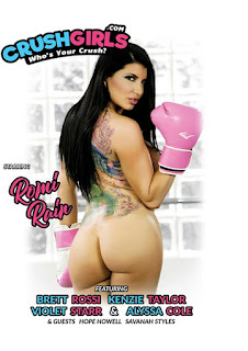 Crush Girls: Romi Rain