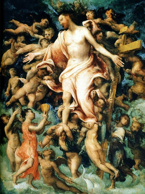 Lorenzo Lotto - Resurrection