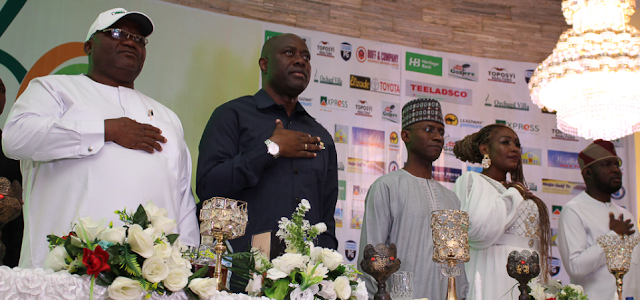 Heritage Bank Hailed For Supporting Ibadan Golf Club ~Omonaijablog