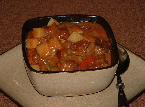 Spring Hill Ranch's Slow Cooker Beef Stew Recipe