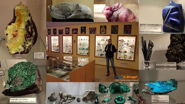 Ruszaj w Drogę odkrywa bogactwo ziemi w Muzeum Minerałów w Świętej Katarzynie