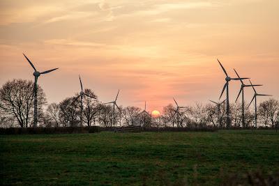 Windpark Lange Heide