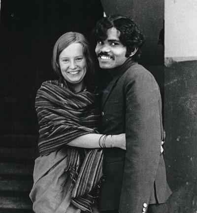 O indijcu, ki se je s kolesom peljal vse do Švedske, da bi tam znova našel svojo veliko ljubezen