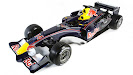 Red Bull RB1 launch front-left