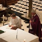 Zeitliche Profess Fr. Leopold Jürgen Baumberger - Stiftskirche Wilten - 05.12.2015