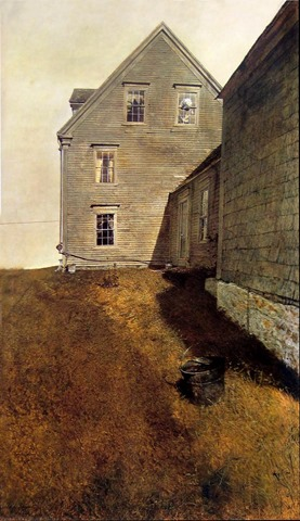 Andrew Wyeth Weatherside