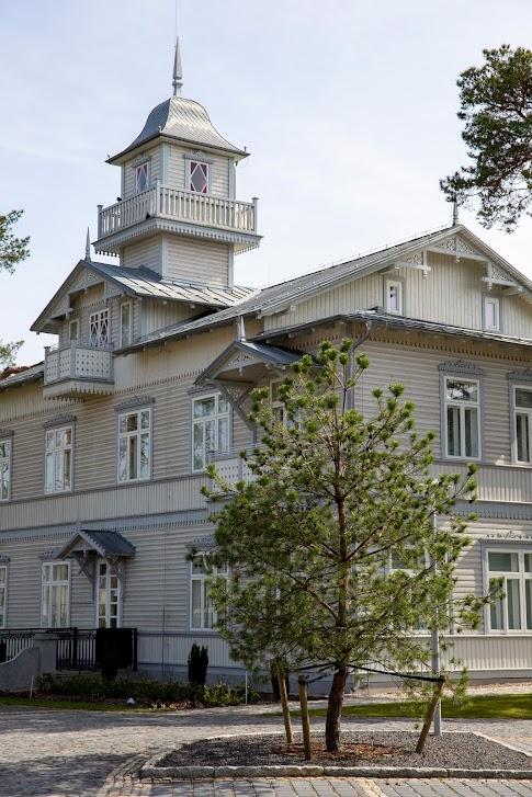 pensjonat Gurewicza, Otwock