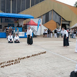 2013-09-07-Forum des associations- ASPTT AÏKIDO