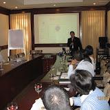 "Hoang Nghiep - EDS Business School: Seminar ""EQ Leadership"" Morning 13th Jan 2010"