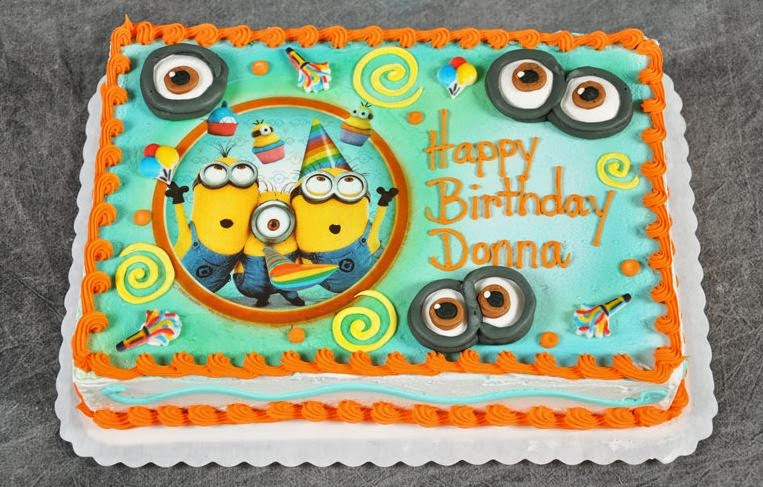50 Best Despicable Me Birthday Cakes Ideas And Designs Page 5 Of 5