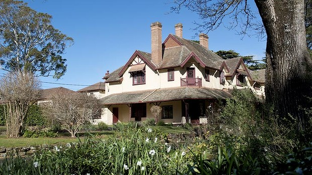 Kerever Park, Burradoo NSW- The former convent at Kerever Park, Riversdale Avenue, Burradoo, is expected to sell for about $4 million.