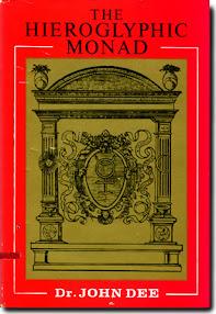 Cover of John Dee's Book The Hieroglyphic Monad English Version