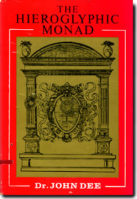 Cover of John Dee's Book The Hieroglyphic Monad English Version