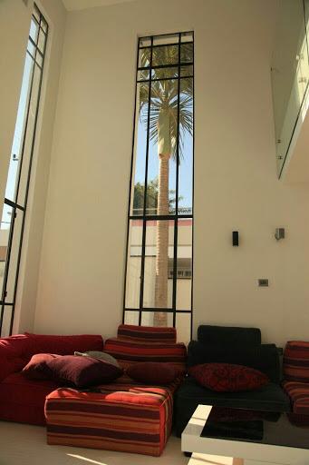 ליסמן חלונות בלגיים מברזל