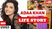 Adaa Khan Lifestyle