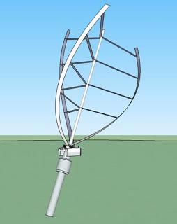 New Wind Turbine Design For Offshore Image