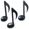 [multiple-musical-notes_1f3b6d%5B65%5D]
