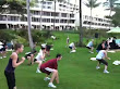 Tony Horton On Plyo Legs Training