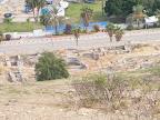 טבריה העתיקה - שרידי מבנים מוסלמים קדומים מעל שרידי התקופה הרומית הקדומה
