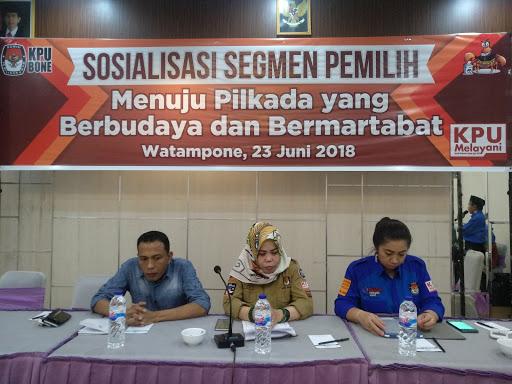 Penyelenggara Pilkada Serentak di Bone Resah Akibat Ulah Percetakan Adi Perkasa dan KPU Provinsi Sulsel
