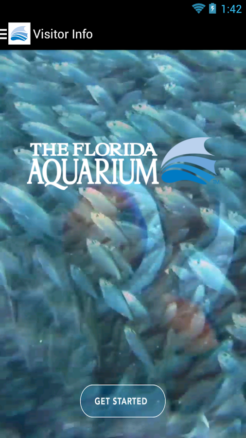 The Florida Aquarium App- screenshot