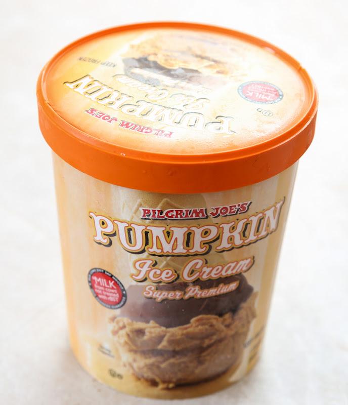 photo of Pumpkin Ice Cream