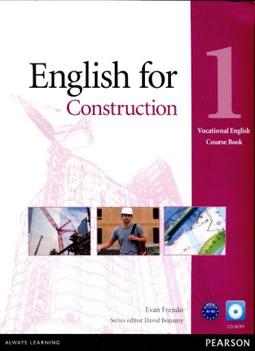 ผลการค้นหารูปภาพสำหรับ English for Construction