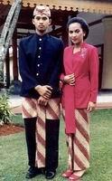 pakaian adat Jawa Barat pakaian tradisional Jawa Barat